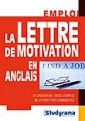 La couverture et les autres extraits de La lettre de motivation