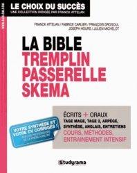 La bible Tremplin Passerelle Skema
