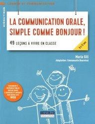 La communication orale, simple comme bonjour !