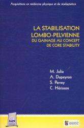 La stabilisation lombo-pelvienne