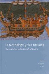 La technologie gréco-romaine