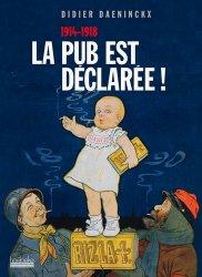 La pub est déclarée ! 1914-1918