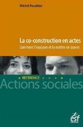 La co-construction en actes