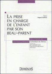 La prise en charge de l'enfant par son beau-parent