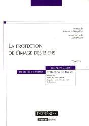 La protection de l'image des biens