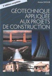 La géotechnique appliquée aux projets de construction