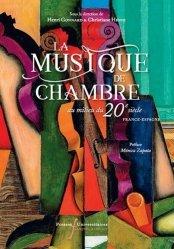 La musique de chambre au milieu du 20e siècle