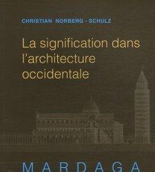 La signification dans l'architecture occidentale