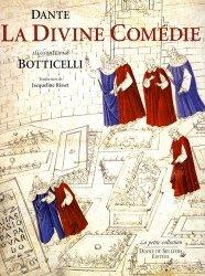 La Divine Comédie de Dante . Illustrée par Botticelli
