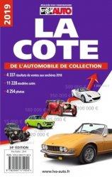 La cote de l'automobile de collection 2020