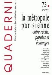 La métropole parisienne