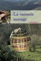 La couverture et les autres extraits de La vannerie sauvage  1