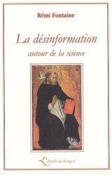 La désinformation autour de la science