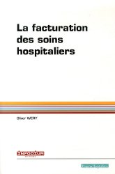 La facturation des soins hospitaliers