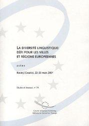 La diversité linguistique : défi pour les villes et régions européennes