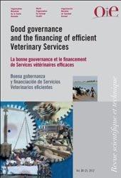 La bonne gouvernance et le financement de Services vétérinaires efficaces