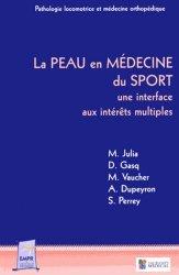 La peau en médecine du sport