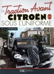 La traction avant Citroën sous l'uniforme