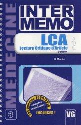 LCA Lecture critique d'article