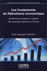 Les fondements du libéralisme économique
