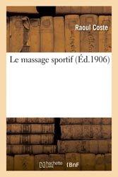 Le massage sportif