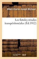Les fistules rénales transpéritonéales