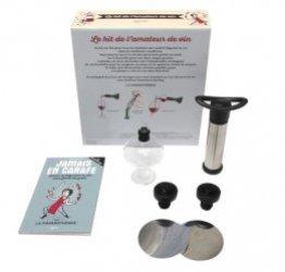 Le kit de l'amateur de vin