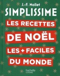 La couverture et les autres extraits de Les recettes de Noël les + faciles du monde