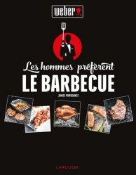 Les hommes préfèrent le barbecue