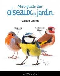 Le mini guide des oiseaux du jardin