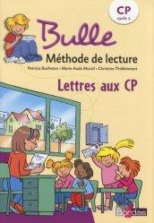 Lettres aux CP Bulle