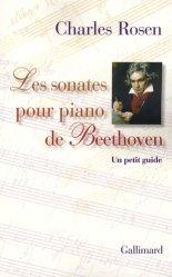 Les sonates pour piano de Beethoven