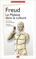 Le malaise dans la culture