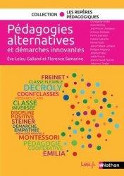 Les pédagogies alternatives et démarches innovantes