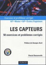 Les capteurs 50 exercices et problèmes corrigés