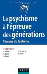 La couverture et les autres extraits de Le travail du psychanalyste en psychothérapie