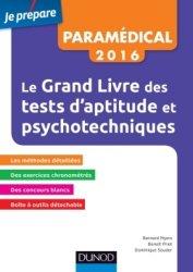 Le Grand Livre 2016 des tests d'aptitude et psychotechniques