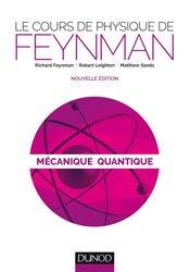 La couverture et les autres extraits de Le cours de physique de Feynman