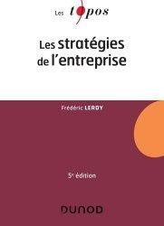 les strategies de l'entreprise