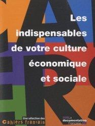 Les indispensables de la culture économique et sociale
