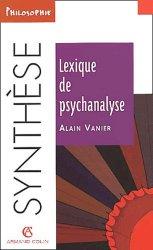 Lexique de psychanalyse