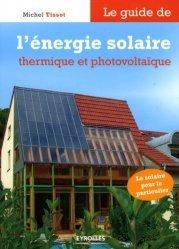 La couverture et les autres extraits de L'énergie solaire et photovoltaïque pour le particulier
