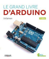 La couverture et les autres extraits de La boîte à outils Arduino - 2e édition - 120 recettes pour réussir vos projets