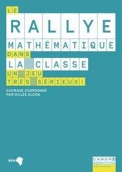 Le rallye mathématique dans la classe