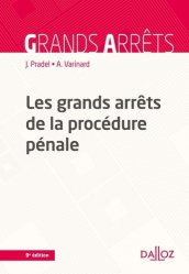 La couverture et les autres extraits de Les grands arrêts du contentieux administratif. Edition 2018