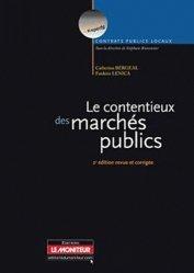 Le contentieux des marchés publics