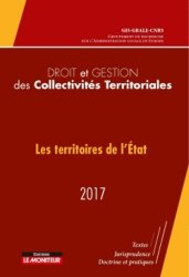 Les territoires de l'Etat. Edition 2017