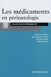 Les médicaments en périnatologie