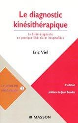 Le diagnostic kinésithérapeutique