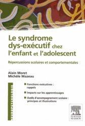 La couverture et les autres extraits de L'enfant dyspraxique et apprentissages